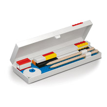 Load image into Gallery viewer, LEGO Stationery Hard Pencil Case- Red