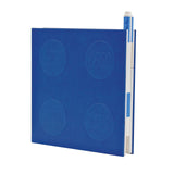 LEGO Stationery Locking Notebook and Gel Pen-Blue