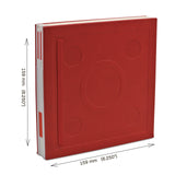 LEGO StationeryLocking Notebook and Gel Pen-Red