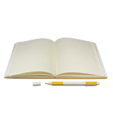 LEGO Stationery Locking Notebook and Gel Pen-Yellow