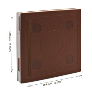 LEGO Stationery Locking Notebook and Gel Pen-Brown