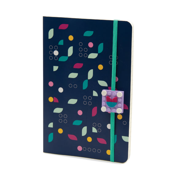 LEGO DOTS Notebook with Sliding Charm