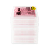 Child Size Face Cover - 30 Count - Individually Wrapped - Pink