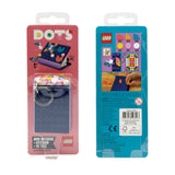 LEGO DOTS Mini Notebook Keychain + LEGO Tiles
