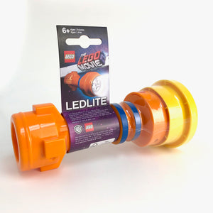 LEGO Movie 2 Emmet Flashlight