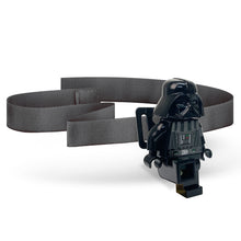 Load image into Gallery viewer, LEGO Star Wars Darth Vader 175% Scale Minifigure LED Head Lamp