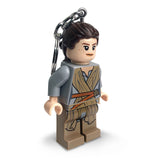 LEGO Star Wars Rey LED Keychain Light