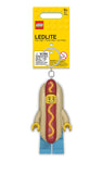 LEGO Hot Dog Man 175% Scale Minifigure LED Keylight