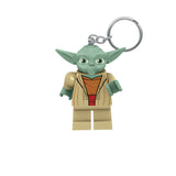 LEGO Star Wars Yoda  175% Scale Minifigure LED Keychain Light
