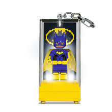 Load image into Gallery viewer, LEGO Batman Movie Batgirl 175% Scale Minifigure LED Key Light