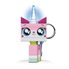 Load image into Gallery viewer, LEGO Movie 2 Unikitty 150% Scale Minifigure LED Keylight