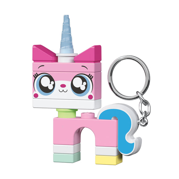 LEGO Movie 2 Unikitty 150% Scale Minifigure LED Keychain Light