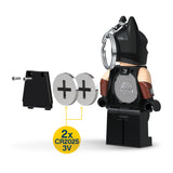 LEGO Movie 2 Batman 175% Scale Minifigure LED Keychain Light
