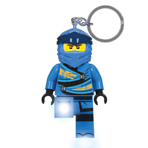 LEGO Ninjago Legacy Jay 175% Scale Minifigure LED Keychain Light