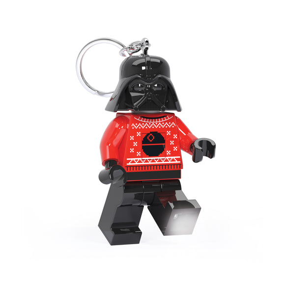 LEGO Star Wars Darth Vader Ugly Sweater LED Keychain Light