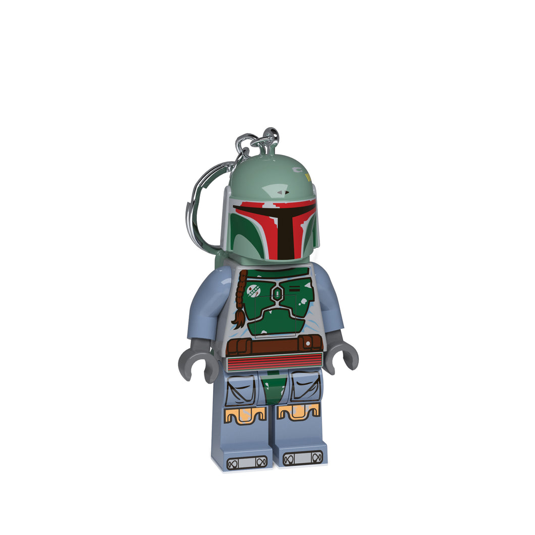 LEGO Star Wars Bobba Fett  175% Scale Minifigure LED Key Light