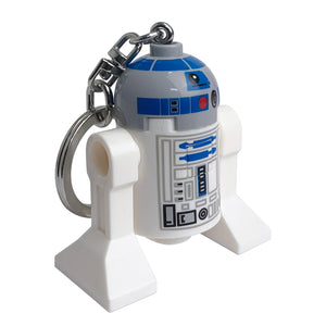 LEGO Star Wars R2D2 175% Scale Minifigure LED Keychain