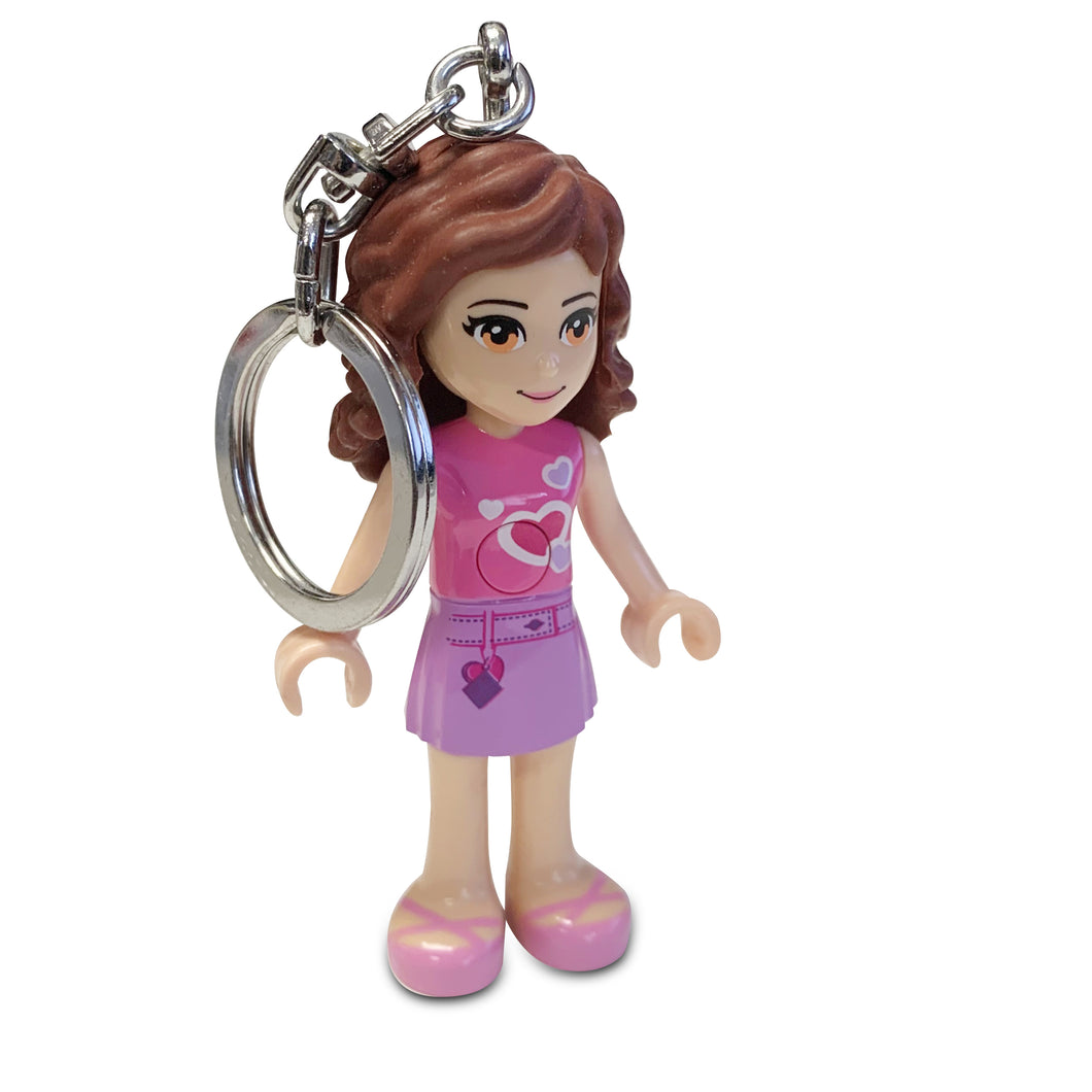 LEGO Friends Olivia 175% Scale Minifigure LED Keylight