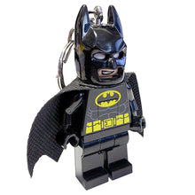 Load image into Gallery viewer, LEGO DC Super Heroes Batman 175% Scale Minifigure LED Key Light