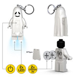 LEGO Classic Ghost 175% Scale Minifigure LED Keylight