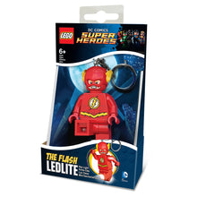 Load image into Gallery viewer, LEGO DC The Flash 175% Scale Minifigure LED Key Light