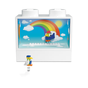 LEGO Classic 1x2 Lighted Display Night Light with Bird Recruitment Set