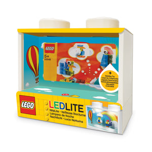 LEGO Classic 1x2 Lighted Display with Bird Recruitment Set