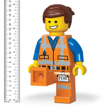 Load image into Gallery viewer, LEGO Movie 2 Emmet  475% Scale Minifigure LED Torch