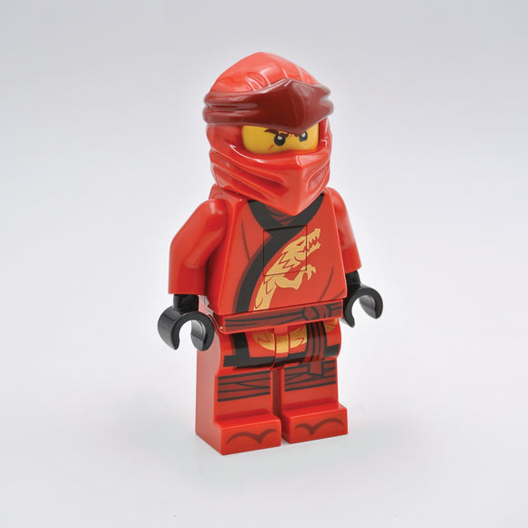 LEGO Ninjago Legacy Kai 300% Scale Minifigure LED Torch Flashlight