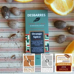 Desbarres Dark Chocolate