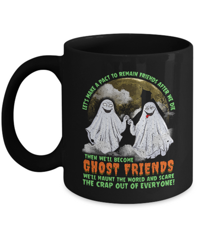 Ghost Friends Forever Mug - Agile Expressions