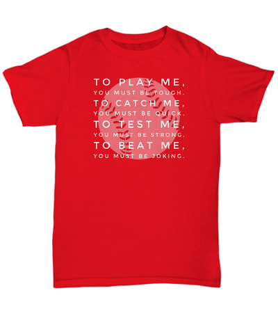 Baseball Player Shirt - Agile Expressions