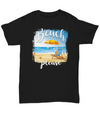 Beach Please Shirt - Agile Expressions