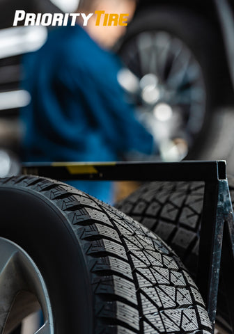 Priority Tire- save $10.00 off your purchase of $100.00 or more