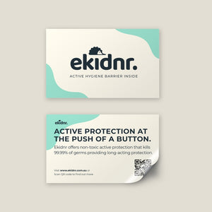 Ekidnr Anti-bacterial Shield Atomiser