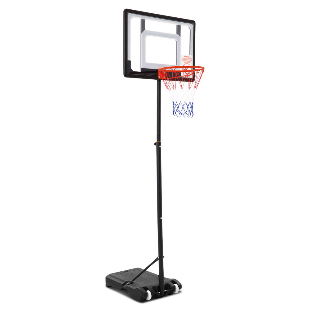 Everfit Adjustable Portable Basketball Stand Hoop System Rim - Everfit