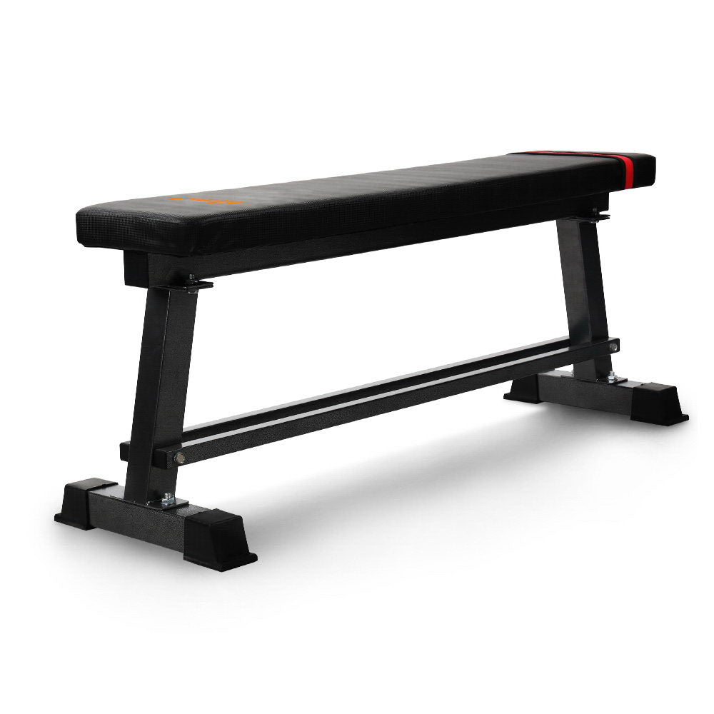 Everfit Flat Bench Weight Press Fitness Gym Exercise Equipment - Everfit Australia Home Gym Fitness Sports Equipment