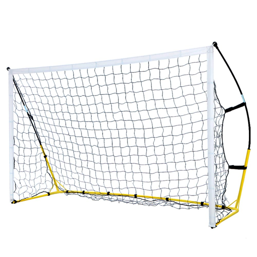 Everfit Portable Soccer Football Goal Net Kids Outdoor Training Sports 3.6M XL - Everfit Australia Home Gym Fitness Sports Equipment