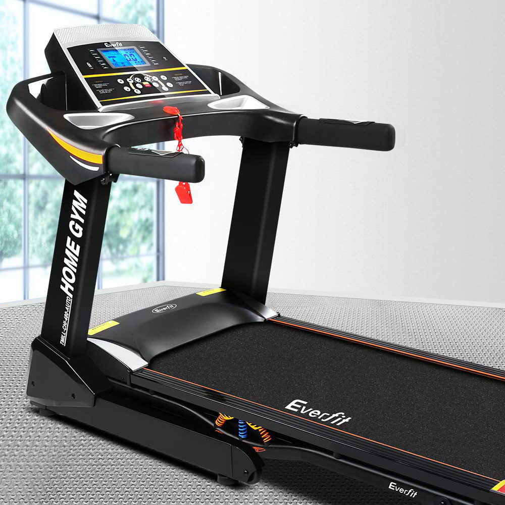 Everfit RUNVERSAL Electric Home Treadmill Running Machine - 48cm belt width - Everfit