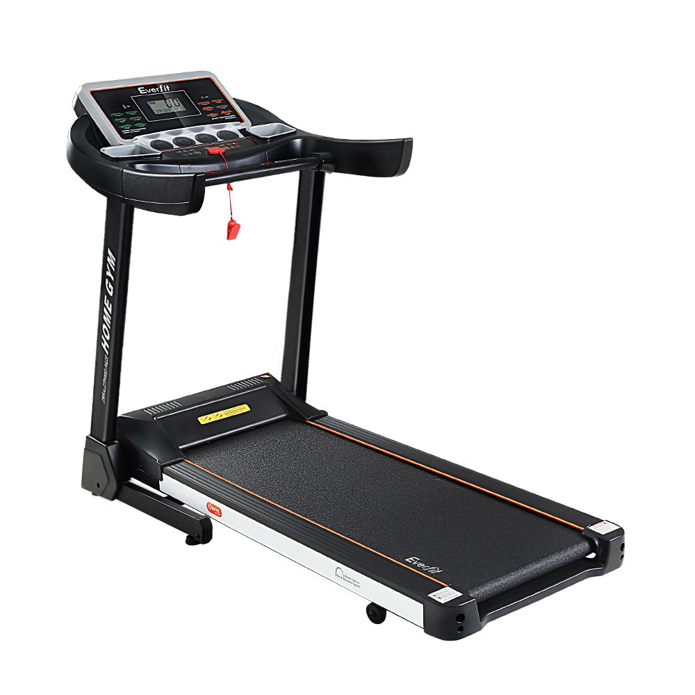 Everfit 18 Speed Levels Electric Treadmill Running Machine- 45cm