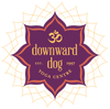 Downward Dog Yoga Logo