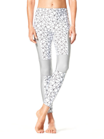 karma, Karma Printed Allyson Tight - FLOW-active