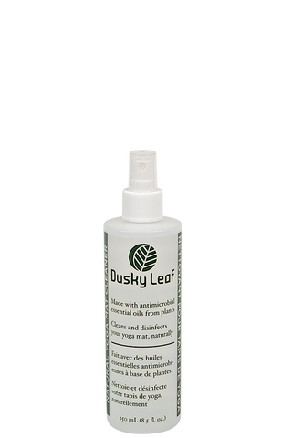 Dusky Leaf Yoga Mat Spray