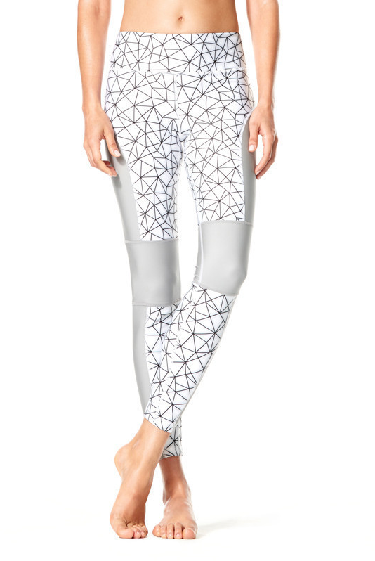 Karma Printed Allyson Tight