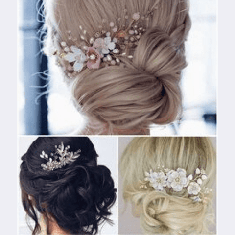 hair accessories - SourcesOfBeauty
