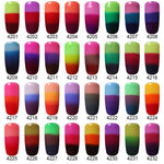 CLAVUZ Temperature Color Change Nail Gel - SourcesOfBeauty
