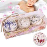 Bath Salt Bombs - SourcesOfBeauty
