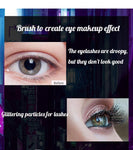 Diamond Shiny Charm Mascara Waterproof - SourcesOfBeauty