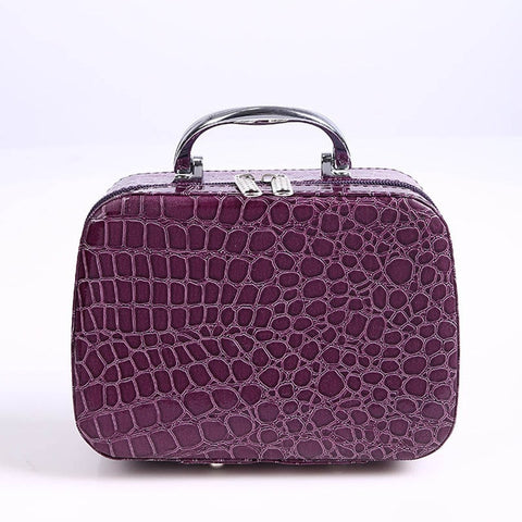 Women Cosmetic Bag Travel Organizer Beauty Box