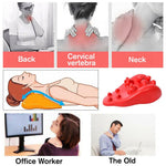 Neck Shoulder Massage Cushion - SourcesOfBeauty
